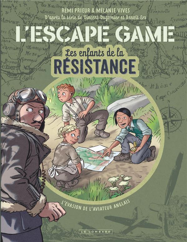 L'escape game : les enfants de la résistance