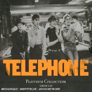 Platinium Collection : Téléphone