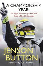 Vente Livre Numérique : A Championship Year  - Jenson Button