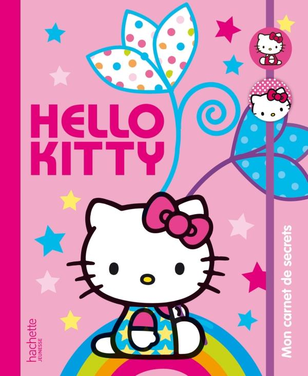 Hello Kitty ; Mon Carnet De Secrets