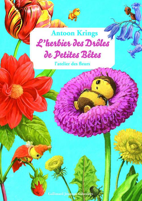 L'Herbier Des Droles De Petites Betes