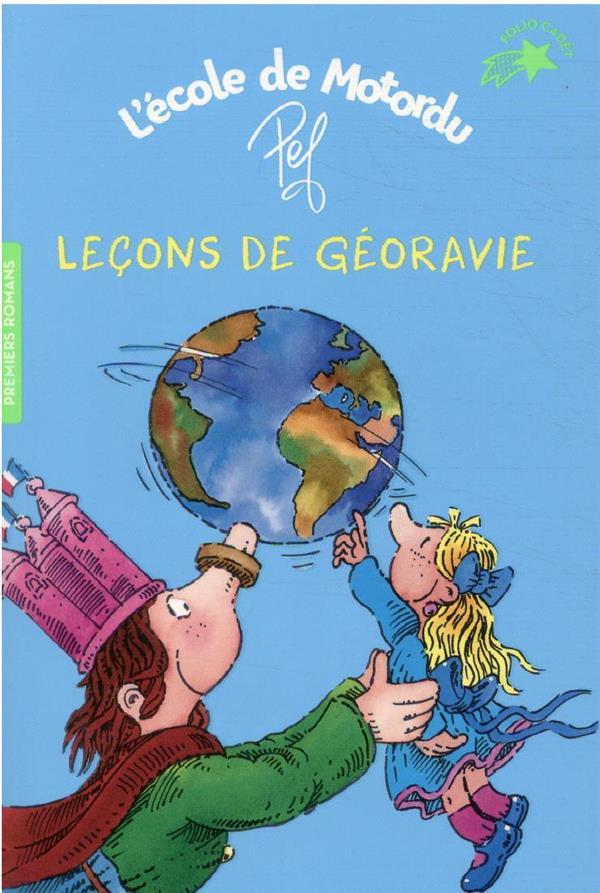 Leçons de géoravie : les livres de classe de mMtordu