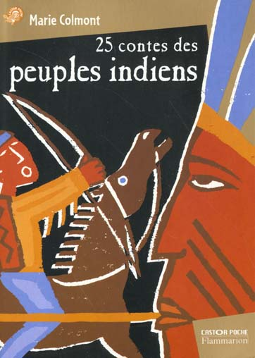 25 contes des peuples indiens