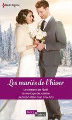 Vente EBooks : Les mariés de l'hiver  - Helen Brooks - Joanna Neil - Judy Christenberry