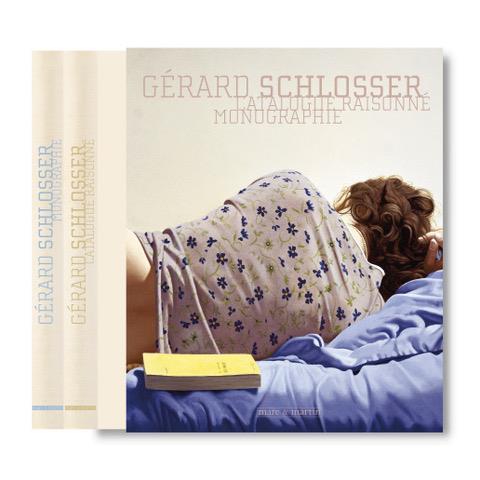 Gérard Schlosser ; catalogue raisonné monographie