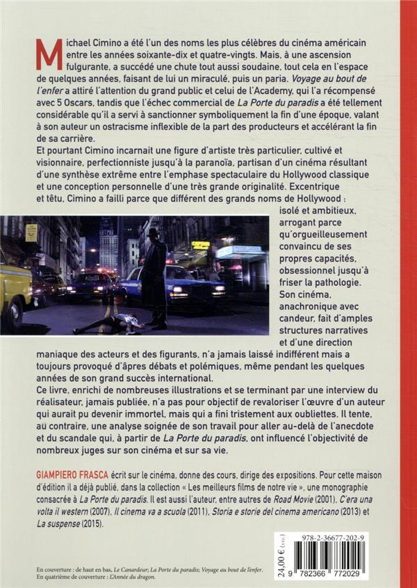 Le cinéma de Michael Cimino