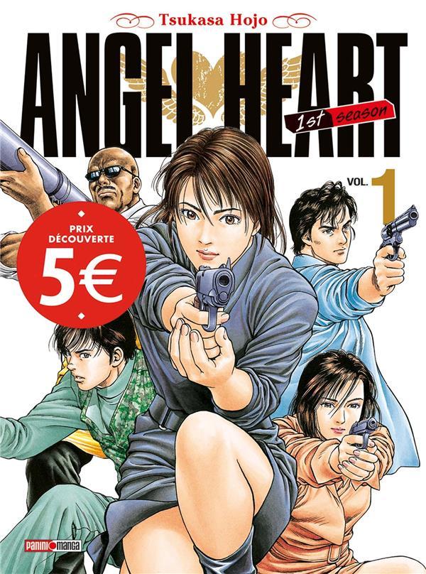 ANGEL HEART - SAISON 1 T.1 HOJO, TSUKASA