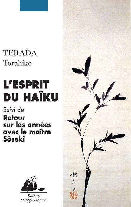 L'esprit du haïku ; retour sur les années avec le maître Sôseki
