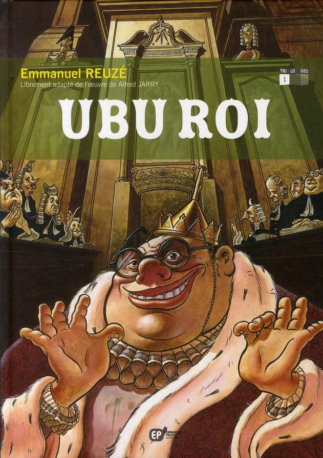 Ubu roi t.1