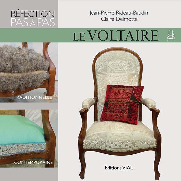 Le Voltaire ; la réfection des sièges