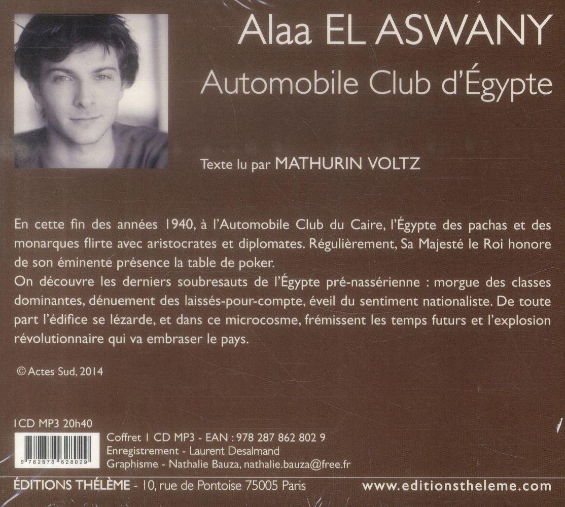Automobile club d'Egypte
