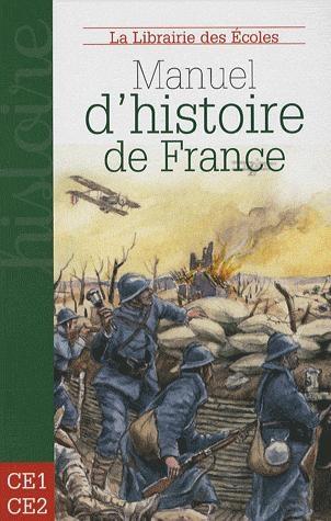 Manuel D'Histoire De France ; Cycle 3