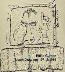 Philip guston nixon drawings