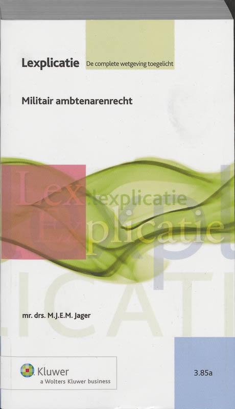 Militair ambtenarenrecht