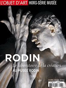 L'objet d'art h.s. n 84 musee rodin  (novembre 2014)