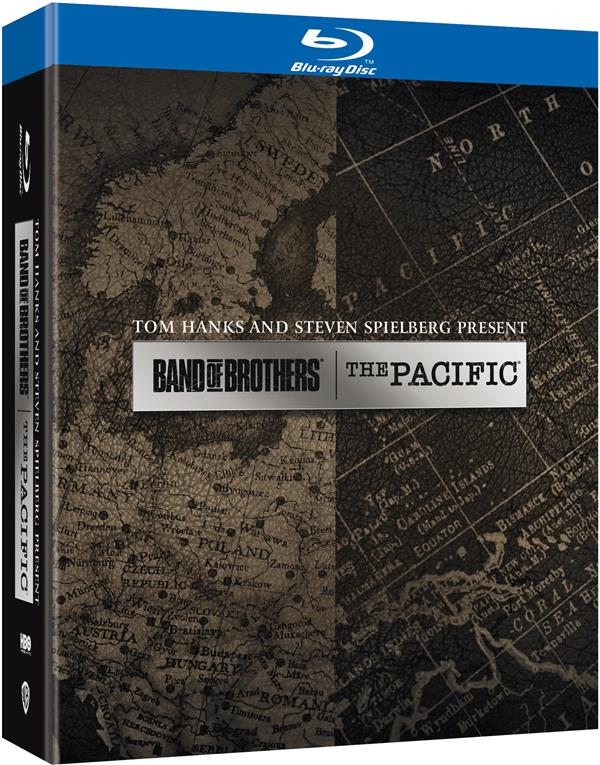 Band of Brothers + The Pacific