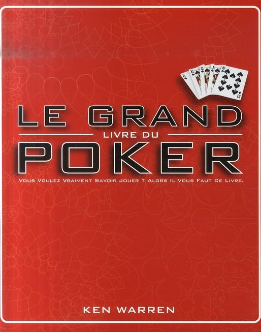 Le grand livre du poker