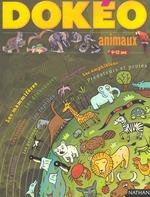Couverture de Les animaux ; dokeo thematiques 9-12 ans