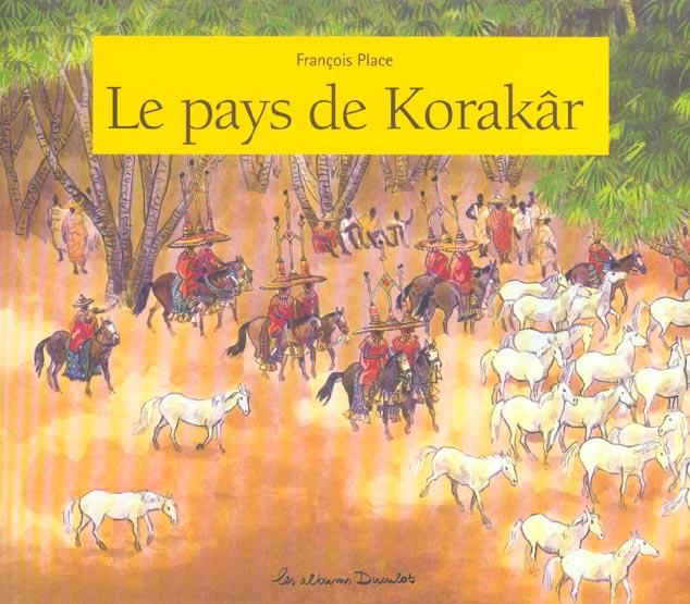 Pays de korakar (le)