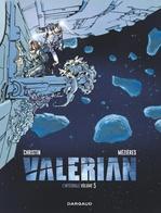 Vente Livre Numérique : Valérian - Intégrales - Tome 5 - Valérian - intégrale tome 5  - Pierre Christin