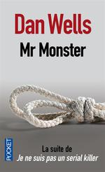 Couverture de Mr monster