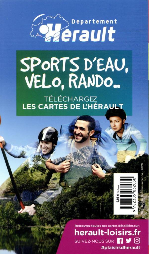 GUIDE PETIT FUTE ; THEMATIQUES ; Hérault insolite (édition 2021/2022)