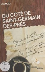 Vente Livre Numérique : Du côté de Saint-Germain-des-Prés  - Salim Jay