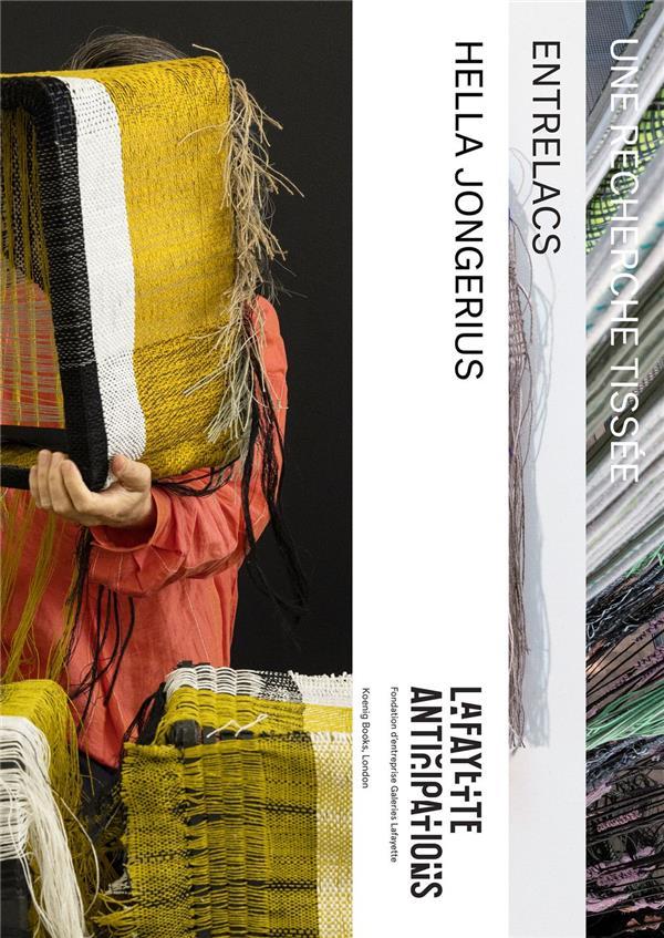 Hella Jongerius ; une recherche textile