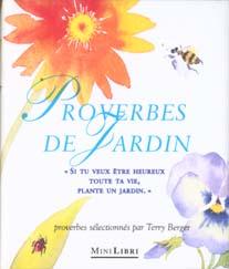 Les proverbes de jardin