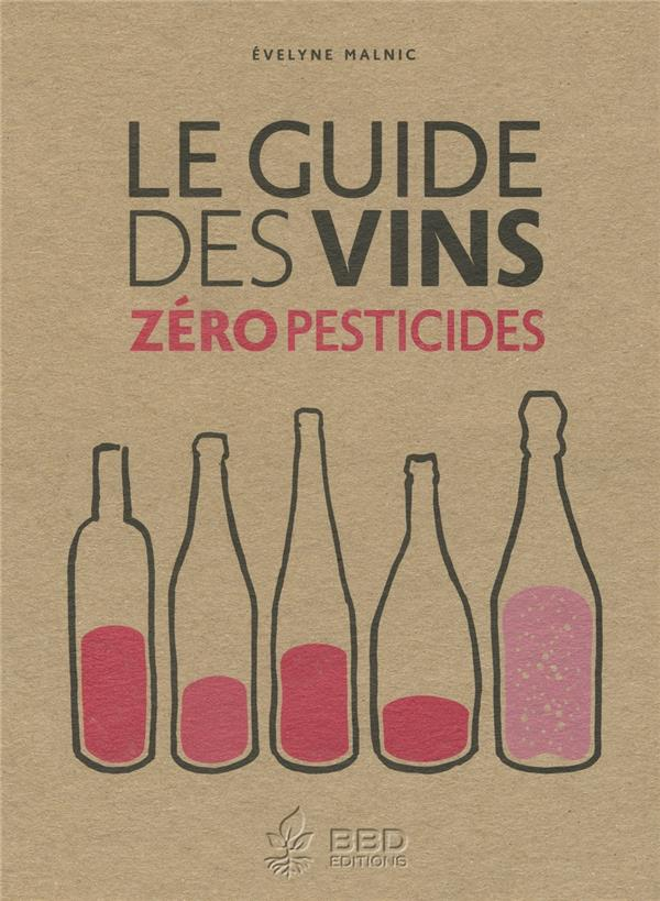 Le guide des vins zéro pesticides