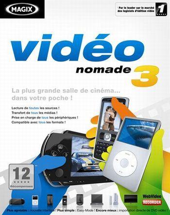 Magix video nomade 3