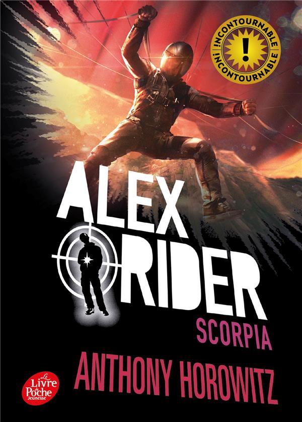Alex Rider T.5 ; Scorpia