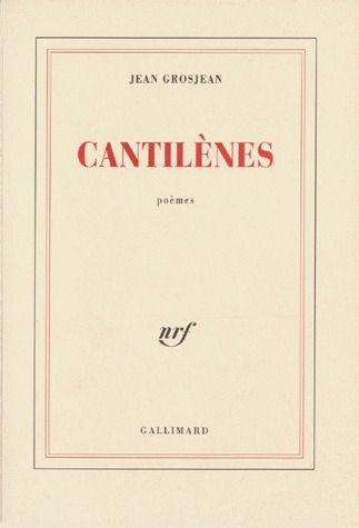 Cantilenes