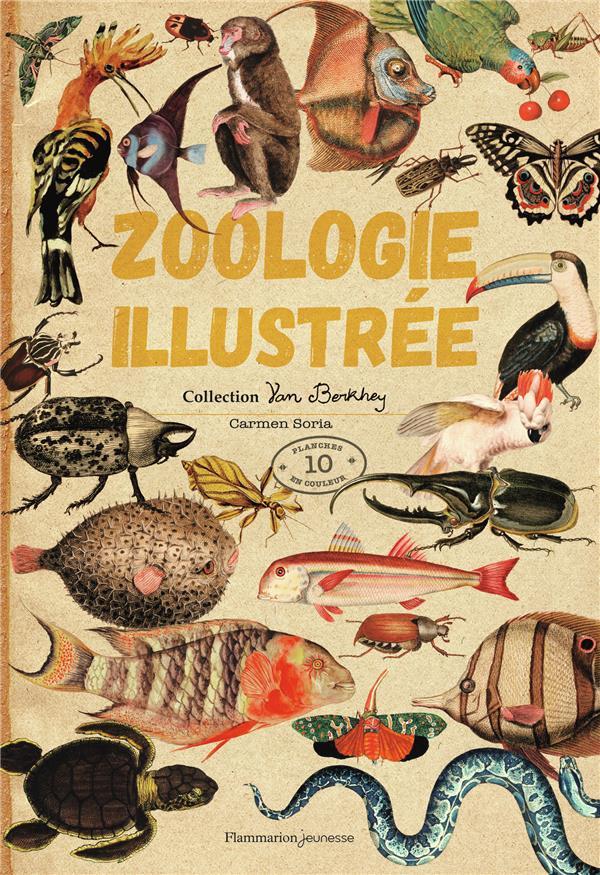 Zoologie illustrée