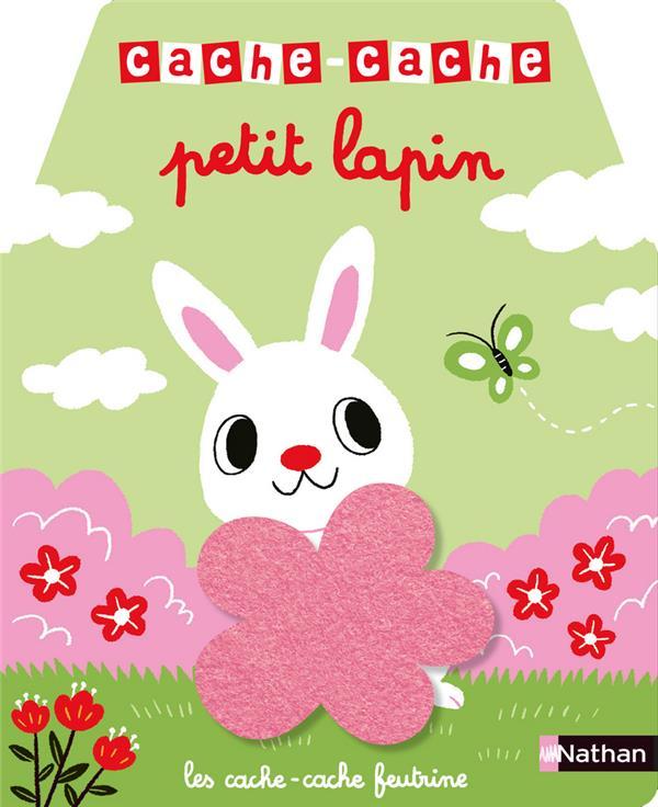 CACHE-CACHE ; petit lapin