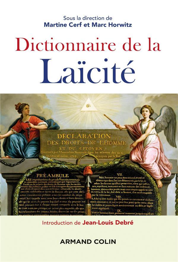 Dictionnaire de la laïcité (2e édition)
