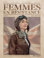 Vente Livre Numérique : Femmes en résistance (Tome 1) - Amy Johnson  - Régis Hautière - Pierre Wachs