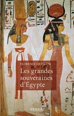 Les grandes souveraines d'Egypte  - Florence Quentin