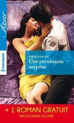 Vente Livre Numérique : Une envoûtante surprise - Un désir inavouable  - Anne Mather - Nikki Logan