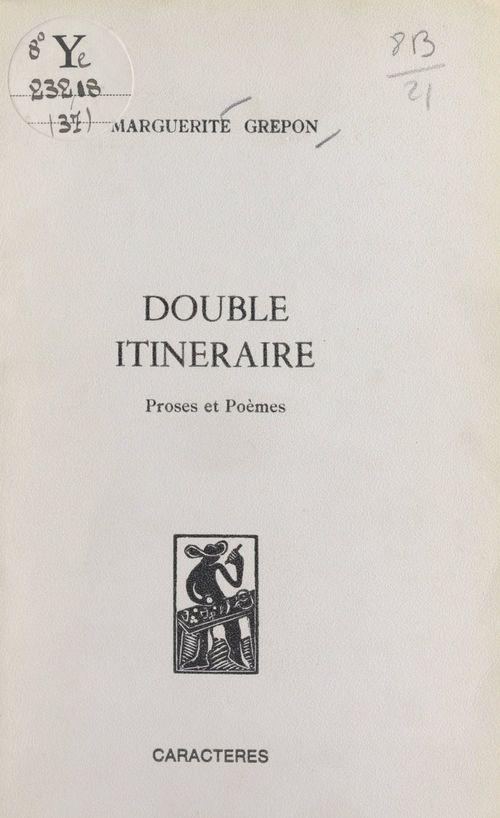 Double itinéraire