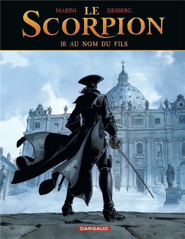 Le scorpion t.10 ; au nom du fils