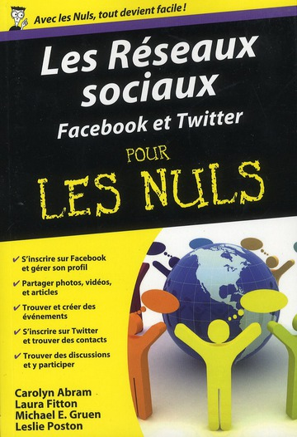 Les réseaux sociaux pour les nuls