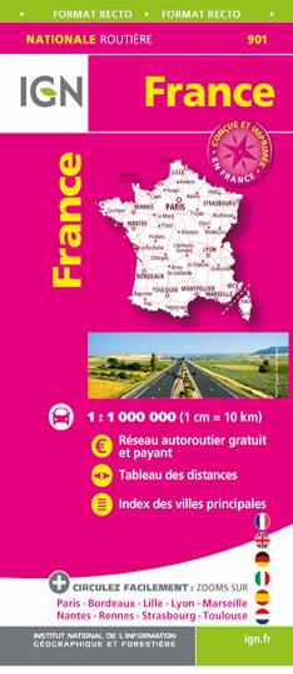 1M901 ; France (47e édition)