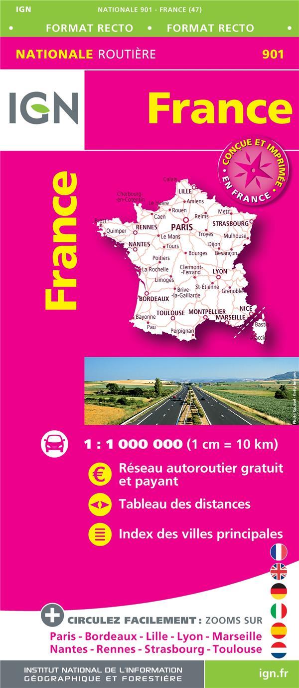 COLLECTIF - 1M901  -  FRANCE (47E EDITION)