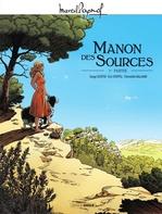 Vente Livre Numérique : Manon des sources T.1  - Eric Stoffel - Serge Scotto - Christelle Galland