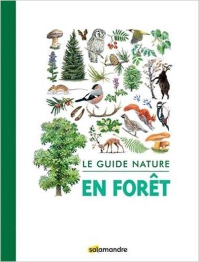 Le guide nature ; en forêt