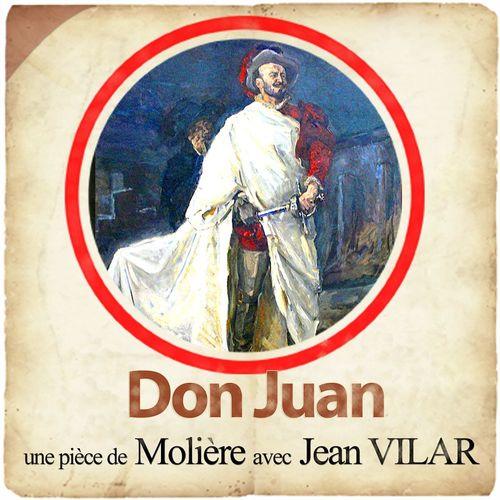Don Juan, avec Jean Vilar