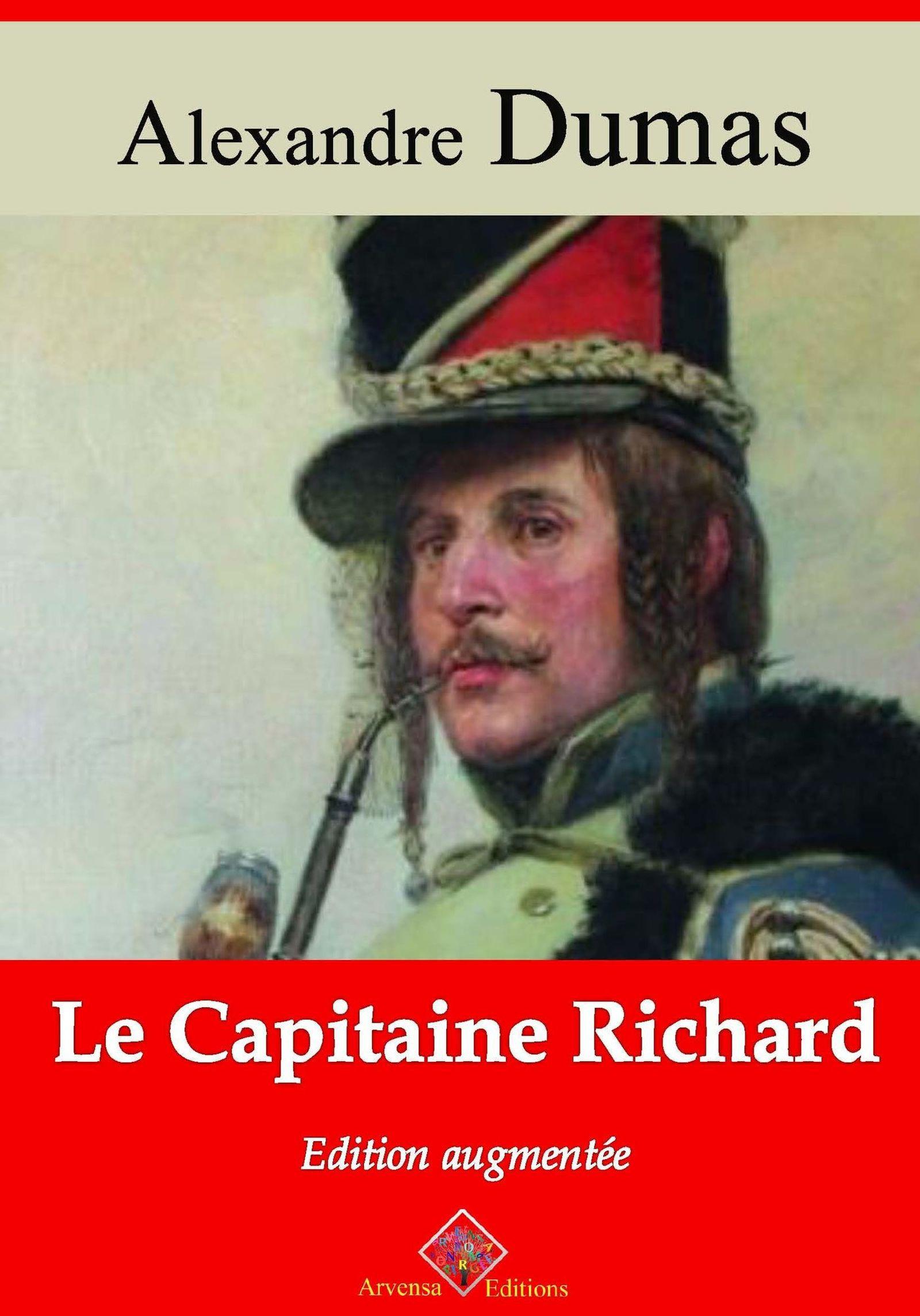 Vente EBooks : Le Capitaine Richard - suivi d'annexes  - Alexandre Dumas 1802-1870