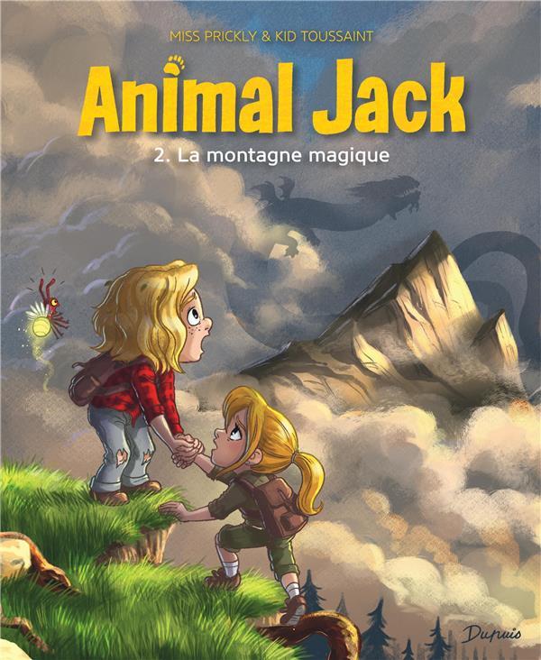 Animal Jack T.2 ; la montagne magique