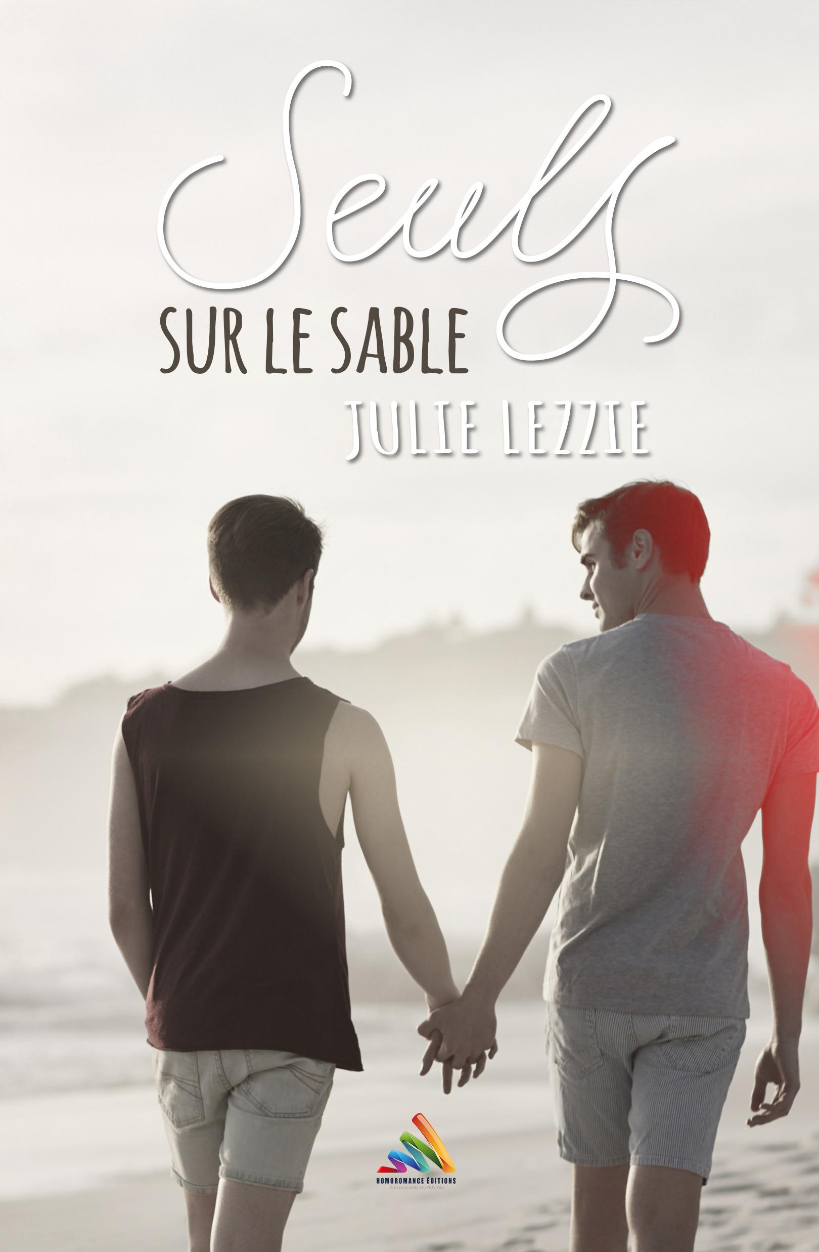 Seuls sur le sable  - Julie Lezzie